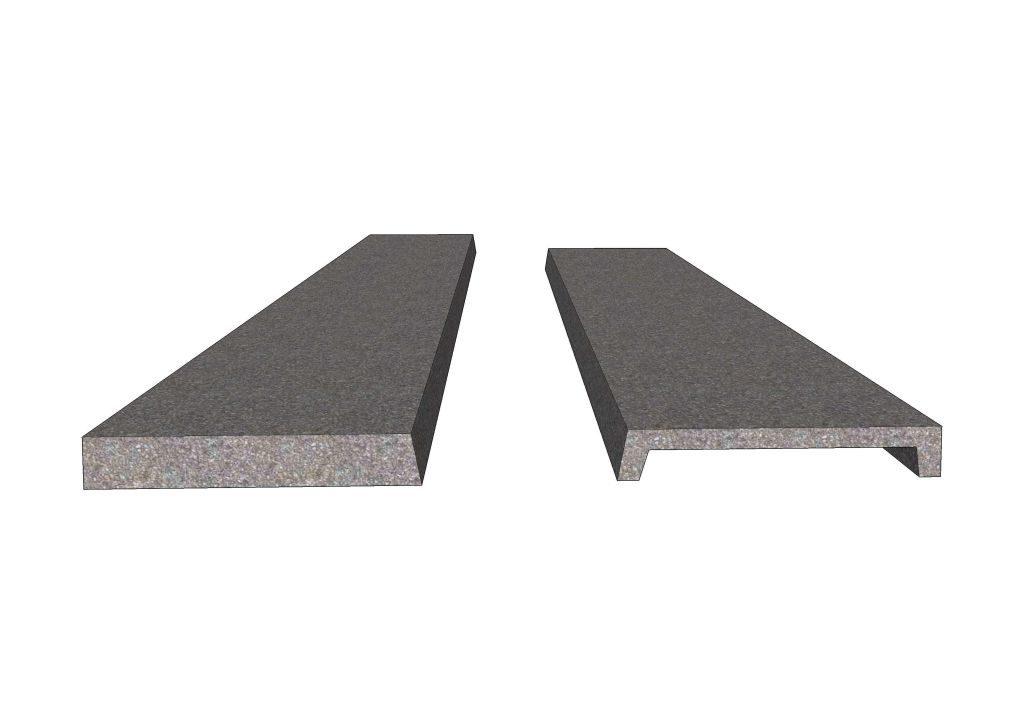 Płyty dachowe korytkowe DK i DKZ